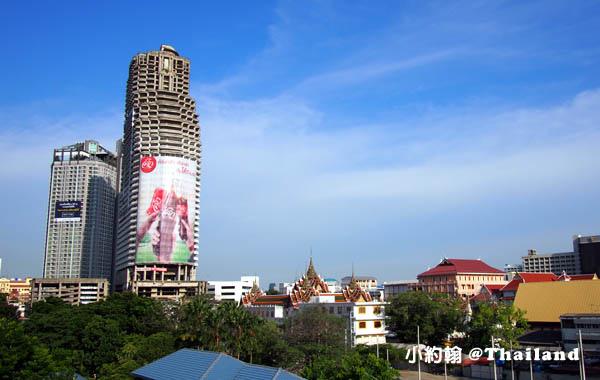 曼谷鬼樓Sathon Unique Ghost Tower
