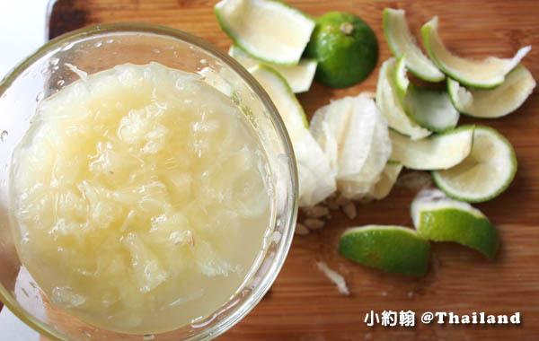DIY超真實檸檬顆粒