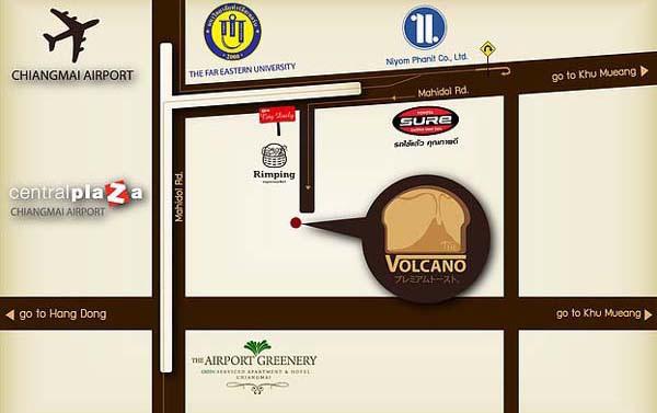 THE VOLCANO II Nim City MAP