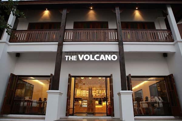 The Volcano Pocket Cheese Toast@Chiang Mai2