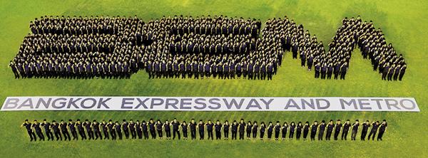 Bangkok Expressway and Metro Public Company Limited.