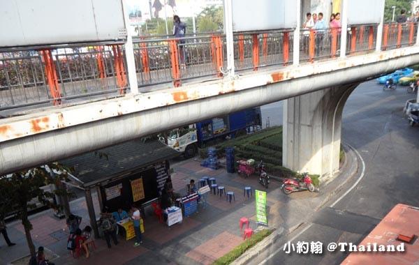 曼谷Victory Monument勝利紀念碑站 Minivan小巴5.jpg