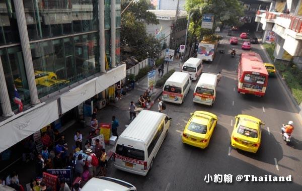 曼谷Victory Monument勝利紀念碑站 Minivan小巴6.jpg