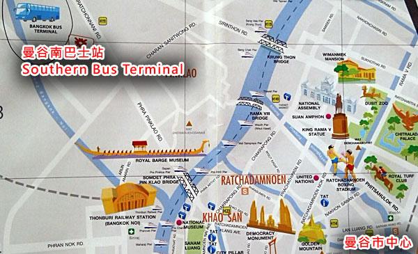 Bangkok Southern Bus Terminal (Sai Dai Mai)