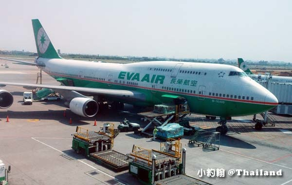 長榮航空(EVA Airways)飛機