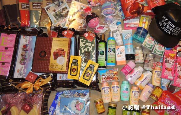 泰國曼谷旅遊行李超重