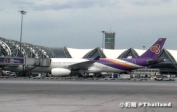 Thai Airways泰國航空飛曼谷.jpg