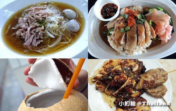 泰國自由行花費曼谷三餐-平價版3