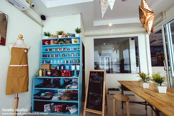 Bkk Original Hotel Bangkok work shop.jpg