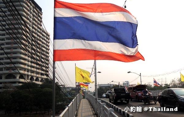 泰國國旗(清邁)