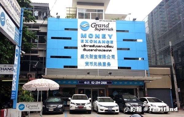曼谷換泰銖Grand Superrich匯兌所.jpg