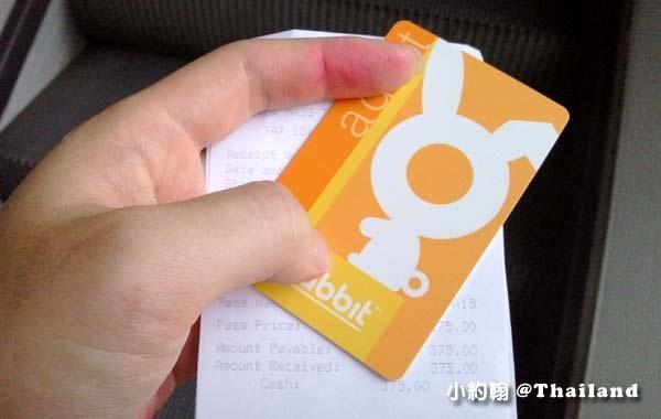 曼谷捷運悠遊卡Rabbit Card(兔子卡.jpg