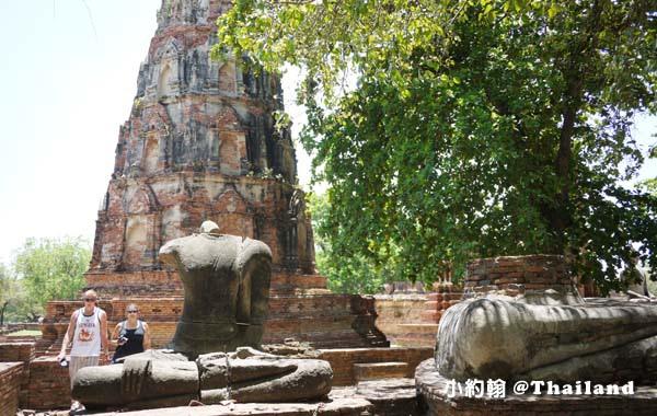大城瑪哈泰寺Wat Mahathat Ayutthaya5.jpg