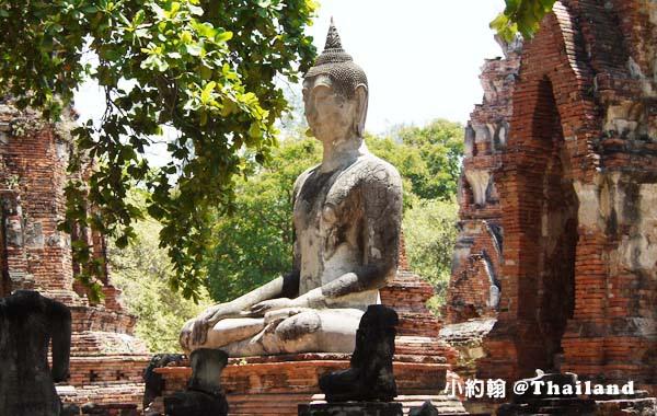 大城瑪哈泰寺Wat Mahathat Ayutthaya10.jpg
