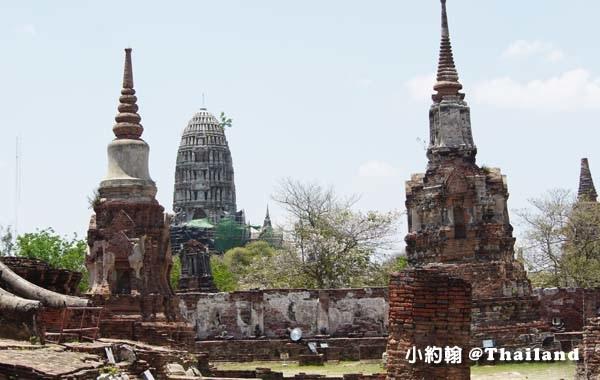 大城瑪哈泰寺Wat Mahathat Ayutthaya12.jpg