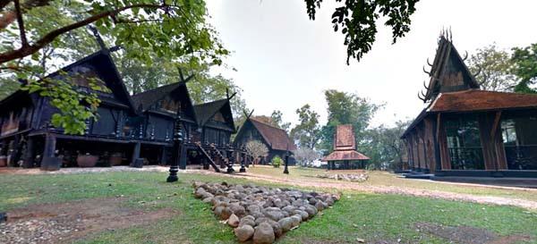 黑屋藝術博物館Baandam Museum(Black House)2.jpg