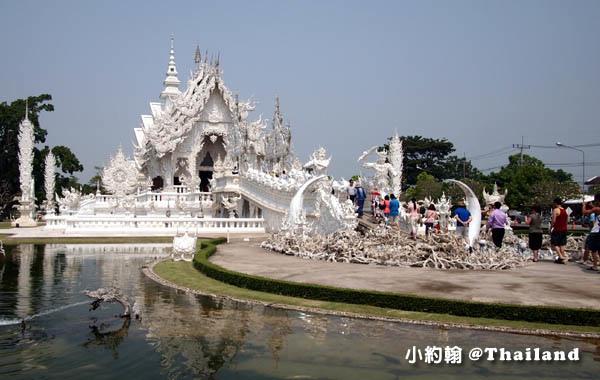 清萊白廟White Temple龍坤藝術廟Wat Rong Khun1.jpg
