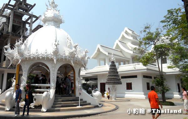 清萊一日遊 靈光寺(白廟) Wat Rong Khun22