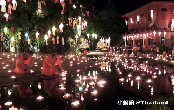 2016泰國水燈節Loy Kratong Festival