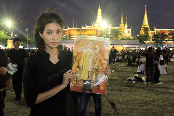 Grand Palace mourning for His Majesty King Bhumibol Adulyadej4.jpg