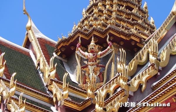 泰國曼谷大皇宮(The Grand Palace)泰國國徽神鳥.jpg