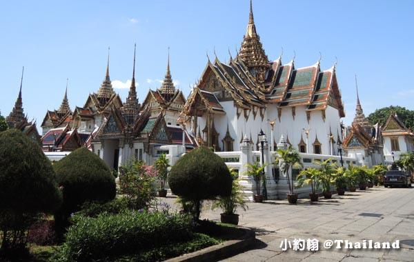 泰國摩天宮殿群(Phra Maha Monthian)