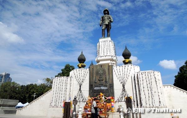 泰皇拉瑪六世King Rama VI@Lumphini Park.jpg
