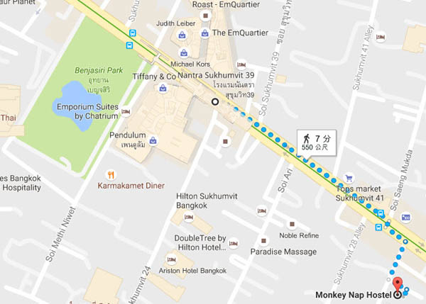 MonkeyNap Hostel bangkok MAp2.jpg