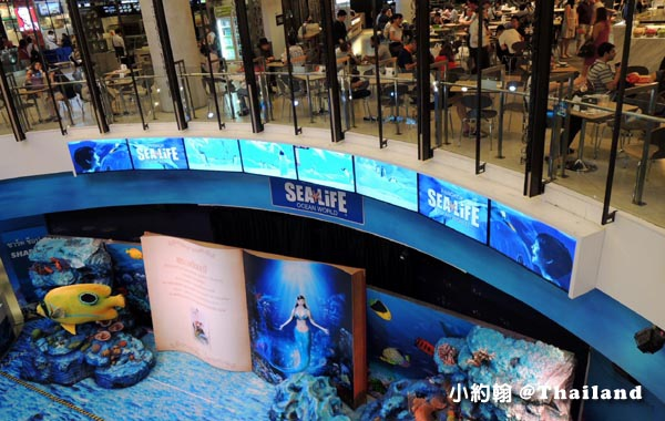 Sea Life Bangkok Ocean World曼谷海洋世界2.jpg