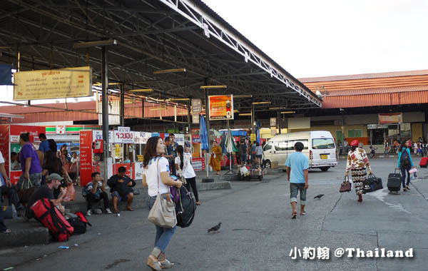 曼谷北巴士站Northern Mo Chit 2 Bus Terminal2.jpg