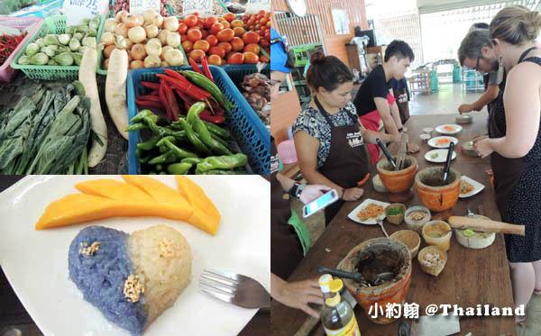 清邁學做菜泰式料理烹飪教學一日遊