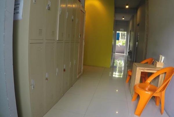 Everyday Bangkok Hostel日常曼谷旅舍locker.jpg