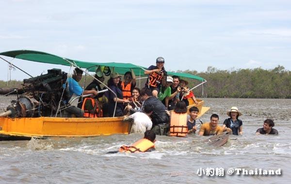 泰國泥水衝浪Klong khone Samut Songkhram1.jpg