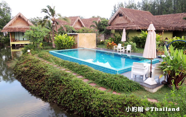 Asita Eco Resort pool