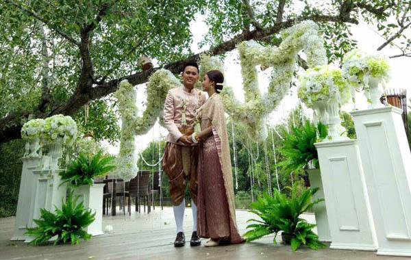 Asita Eco Resort wedding