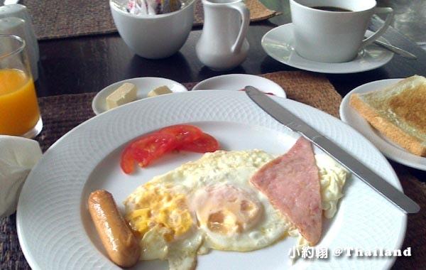 泰國飯店早餐給小費