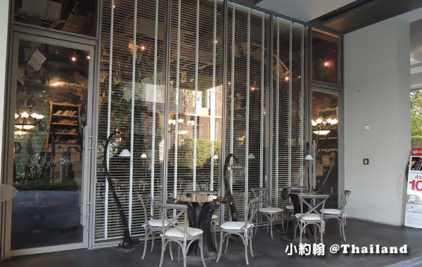 The Bookshop Bar曼谷魔法書咖啡廳1.jpg