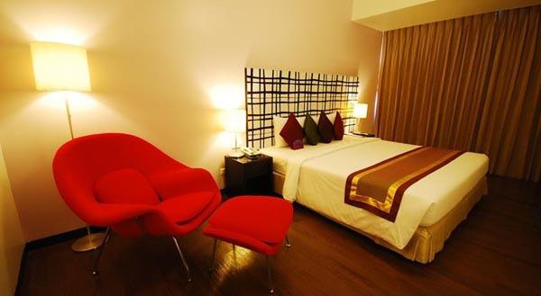曼谷平價飯店Chaydon Sathorn ROOM.jpg