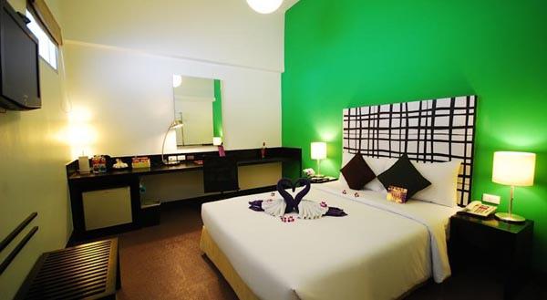 曼谷平價飯店Chaydon Sathorn ROOM2.jpg