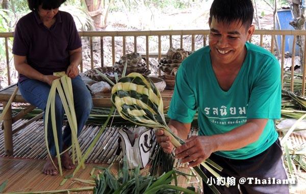 Coconut Museum.Baanrimklong Homestay椰子葉扇.jpg