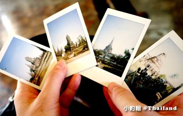 泰國大城拍立得照片