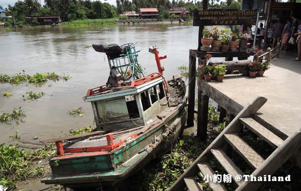安帕瓦Bang Noi Floating Market邦諾伊水上市場5.jpg