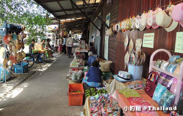 安帕瓦Bang Noi Floating Market邦諾伊水上市場13.jpg