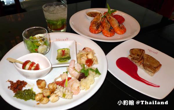 Novotel Bangkok The SQUARE曼谷海鮮吃到飽餐廳1.jpg