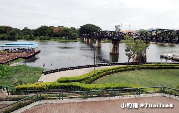 泰國北碧府River Kwai桂河大橋廣場2.jpg