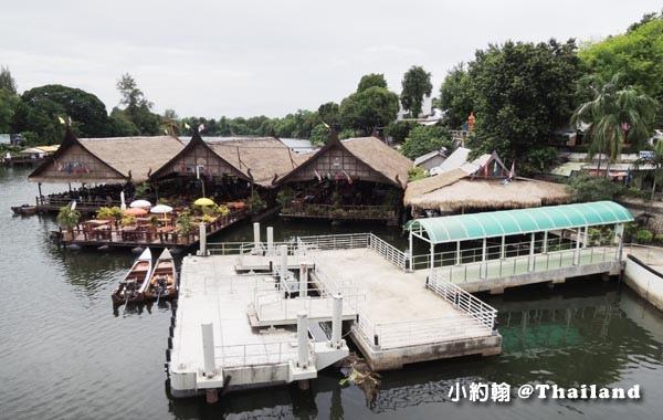 泰國北碧府River Kwai桂河大橋水上餐廳.jpg