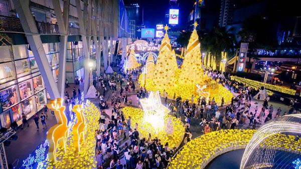 Bangkok merry christmas Central World4.jpg