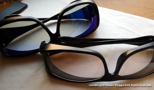 抗藍光眼鏡片