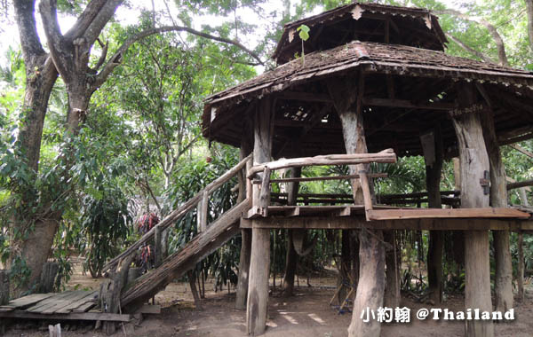 Mon Tribal Village Kanchanaburi樹屋.jpg