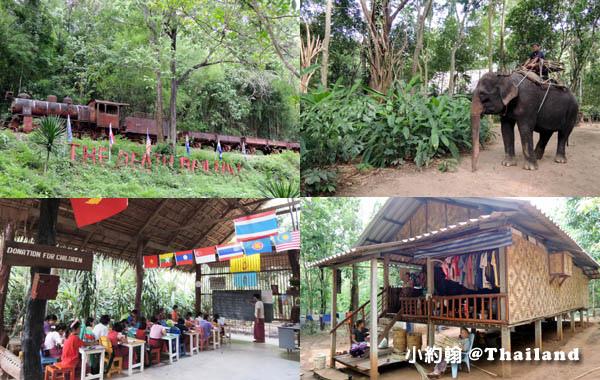 泰緬死亡鐵路紀念館,造訪孟族村.jpg
